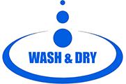 Wash & Dry Company Logo